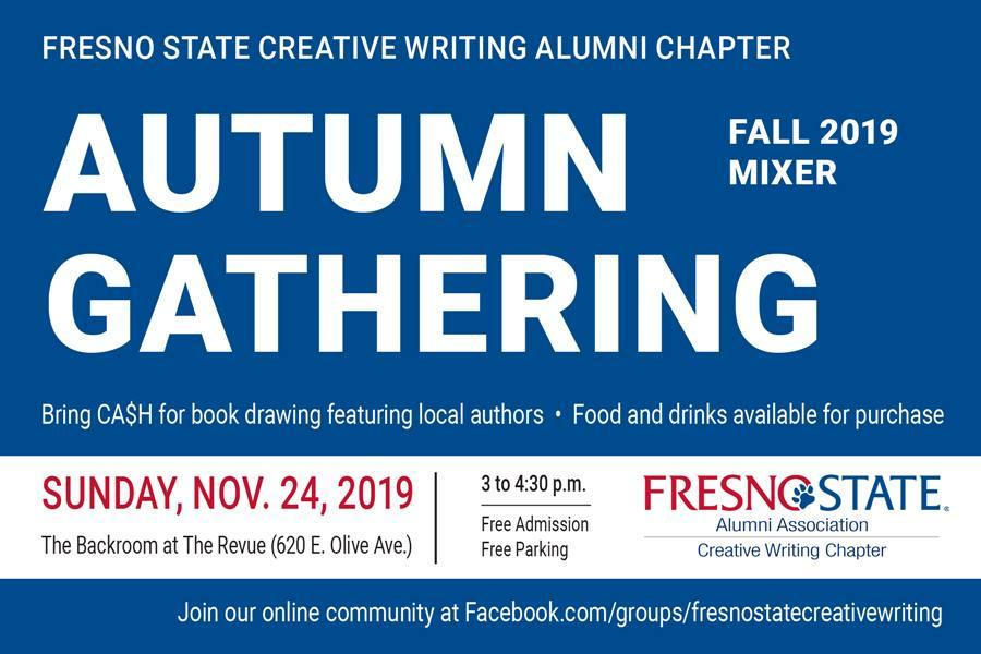 Autumn Gathering flyer